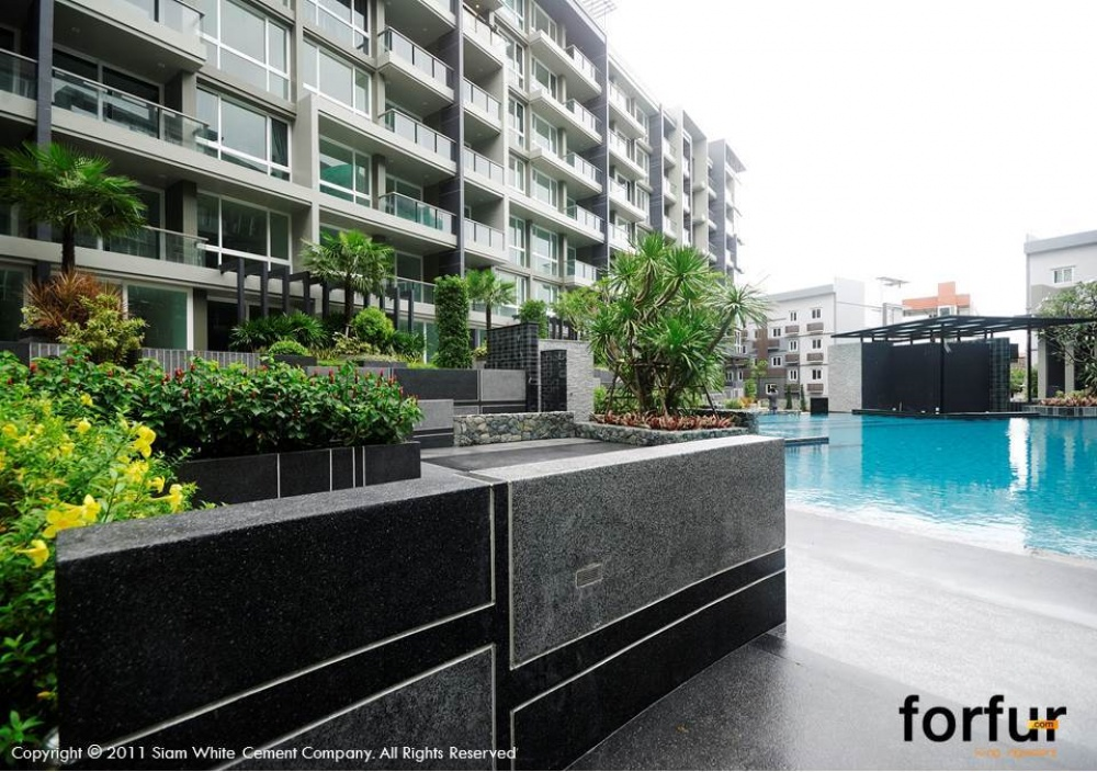 APUS Condominium with Marble Render
