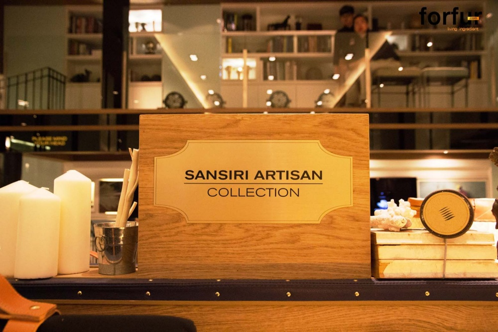 Sansiri Artisan Collection
