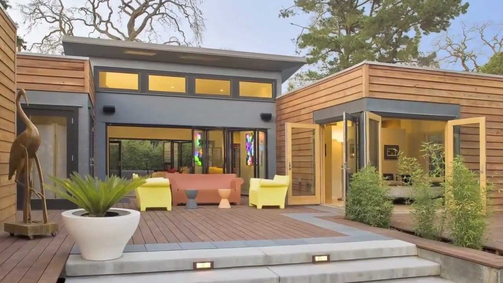 8 for Mid century modern prefab homes