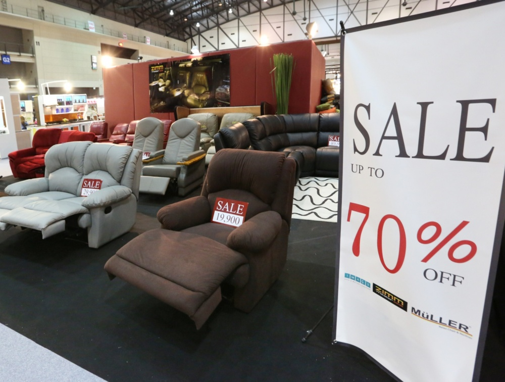 TFIC Furniture Outlet 2015