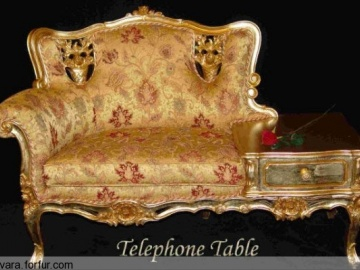 Telephon Table / Chair