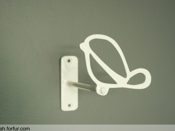 INGFAH Accessories: Birdie Wall Hook