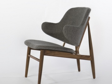 CH7282 #Abracci Chair - Fabric