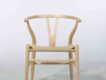 CH7251#Elea Dining Chair Maple