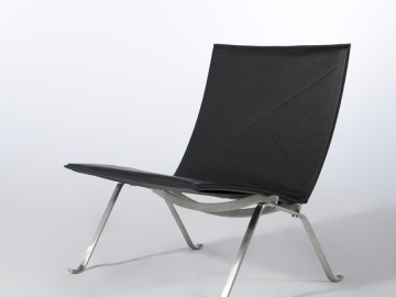 CH4062A #Tafari Lounge Chair - Leather