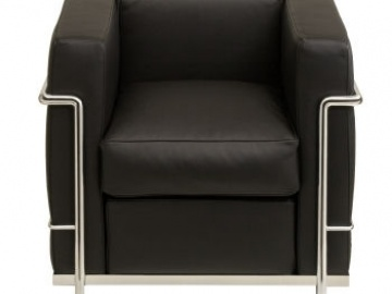 SF4040A #Corbu - Arm Chair