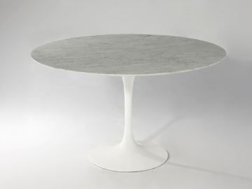 DT6131A #Flor Dining Table - Marble