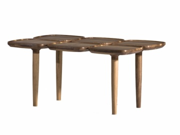 SD9127C# Sean Dix Curtis Coffee Table - Long