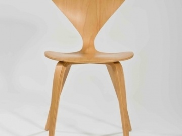 CH9110A #Norman Cherner Side Chair
