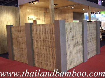 Bamboo weaving Fence MA010