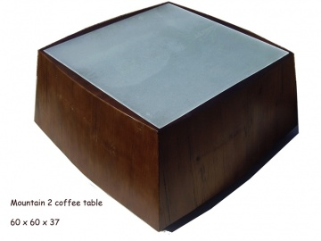 Mountain 2 coffee table