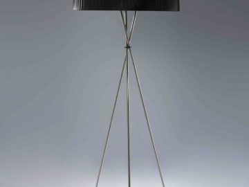 CF614#Tripod Floor Lamp