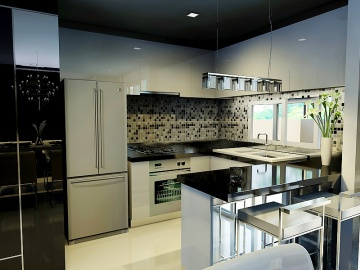 House @ Rachada / kitchenroom