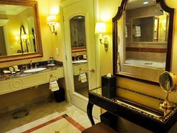 Venetian Macau Bathroom