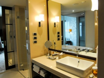 แบบห้องน้ำ Presidential Suite Bathroom 1: Grand Millennium Sukhumvit