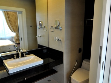 แบบห้องน้ำ Wind Condo - Ratchayothin/bathroom
